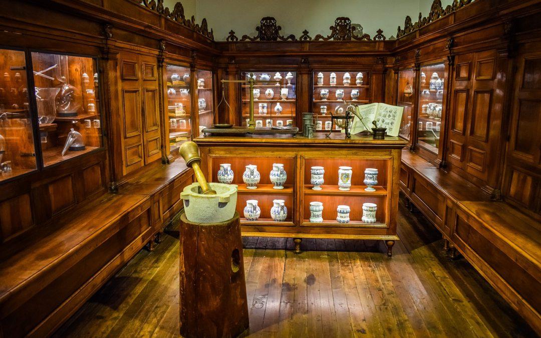 La Historia y la Medicina (herejía, brujería, etc.)
